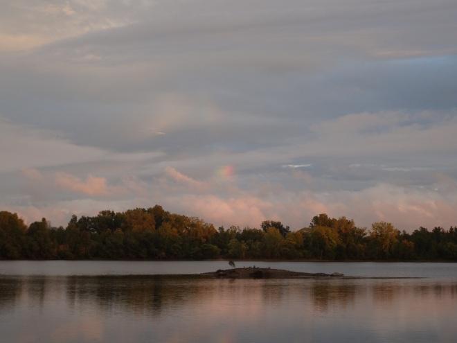 Rainbow Lake rainbow